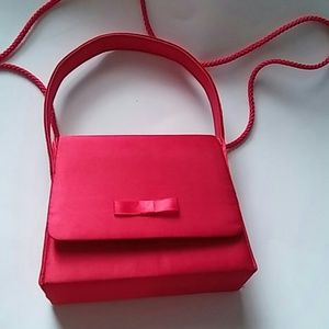 Jessica Mc Clintock Mini Bag Red
